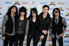 black veil black veil brides news
