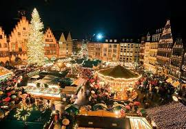 Christmas Town Decorations America U0027s Most Festive Christmas Markets You Must Visit