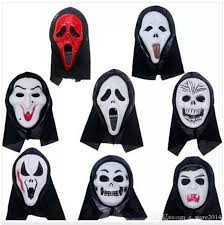 Skeleton Mask 2017 Newest Screaming Skeleton Masks Halloween Mask Party Scary