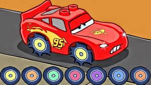 lightning mcqueen francesco bernoulli final race cartoon