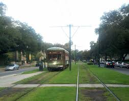 Streetcar New Orleans Map by New Orleans Streetcars Experience New Orleans