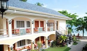 alona resort map alona kew white resort bohol philippines asiatravel