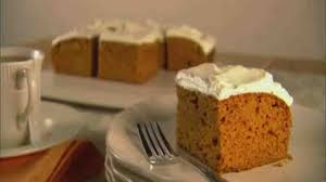 Halloween Spice Cake by Video Pumpkin Spice Cake With Cream Cheese Frosting Martha Stewart