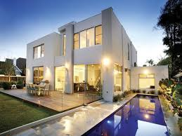 Modern Hous Interesting Modern House Windows With Jalousie And Inspiration