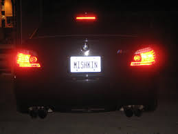pics of 06 and 08 e60 m5 lights bmw m5 forum and m6 forums