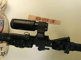 Lucid 2 Lucid M7 Micro Dot Optic 2 5 Magnifier On Adm Swing Out Base