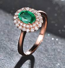 2 carat gold engagement ring 2 carat halo emerald and engagement ring in
