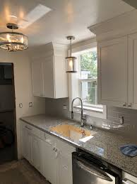arcadia white kitchen cabinets lowes lowe s arcadia shaker kitchen cabinets with custom crown