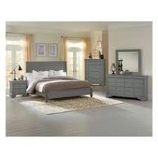 Zelen Piece King Bedroom Set In Warm Gray Nebraska Furniture - Furniture mart bedroom sets