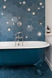 Blue Bathroom Tiles Ideas Colors Cool New Tile Ideas For Your Kitchen Bathroom And Beyond