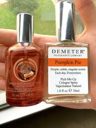 Pumpkin Spice Frappuccino Bottle by Smell Like Your Idols The Pumpkin Spice Latte Fragrance Review
