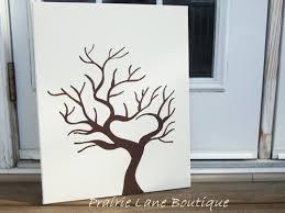 the brandon fingerprint tree by prairielaneboutique com for 60 00