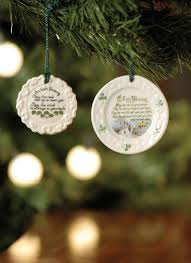 belleek blessing ornament blarney