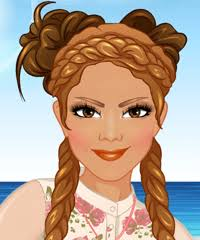 hair page 1 makeover dress up games