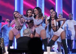 little mix show little mix face backlash from x factor viewers after stripping off