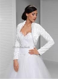wedding wraps coats jackets long sleeve lace ivory wedding party