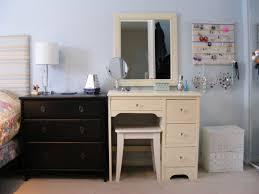Vanity Mirror And Bench Set Furniture Wonderful Walmart Makeup Table For Bedroom Vanities