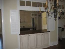 kitchen window shutters interior 27 best pass through window ideas images on pass