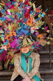 easter bonnets 25 most outrageous bonnets from new york s easter parade paper