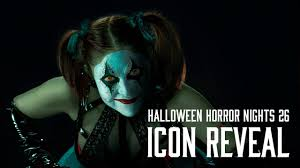 halloween horror nights 2015 dates halloween horror nights 26 icon reveal chance youtube