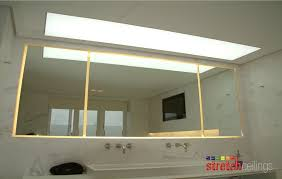 kitchen and bathroom ceilings by stretch ceilings ltd