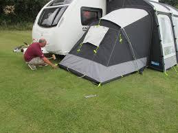 chambre pour auvent caravane annexe chambre kampa pour auvent gonflable rally air pro et ace air