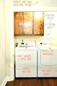 laundry room base cabinets small sink base cabinet laundry base cabinet our laundry room redo