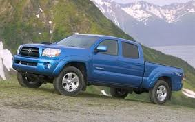 2006 toyota tacoma 4x4 mpg used 2005 toyota tacoma cab pricing for sale edmunds