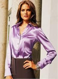 womens silk blouses 49 best 444 blusas de cetim images on satin blouses