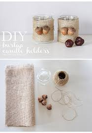diy home decor gifts 50 creative diy projects made with burlap