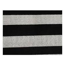Black White Striped Rug Black And White Striped Rugs Houzz
