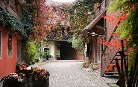 chambre d h e alsace fleur et fruit de vigne domaine de charme spa kreu