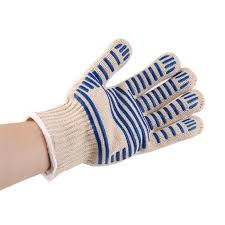 gant kevlar cuisine gant de cuisine barbecue polyvalents anti chaleur cuisine en tissu
