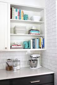 off the shelf kitchen cabinets cookbook addiction shelf styling ware f c doors and kitchens
