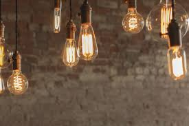 the edison bulb illuminating trend or overexposed lighting curbed