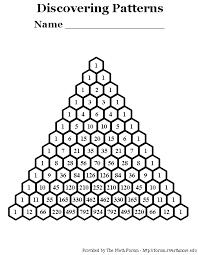 math forum exploring pascal u0027s triangle