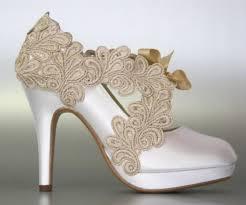 wedding shoes platform plattform schuhe pumpen 3 weddbook