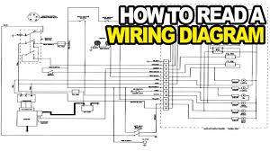wiring diagram how to read automotive wiring diagrams symbols