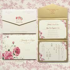 blue label invitation wedding invitations in jakarta