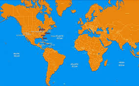 map usa to europe map usa europe major tourist attractions maps