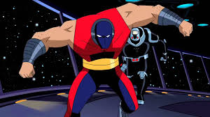 justice league unlimited atom smasher character comic vine