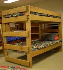 Best Bunk Bed Images On Pinterest  Beds Bed Ideas And - Solid wood bunk beds