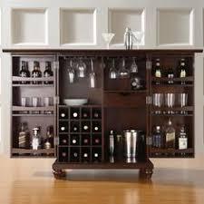 Espresso Bar Cabinet Bell O Bc2426 E451 31 Espresso Metro Liquor Cabinet With Expanding