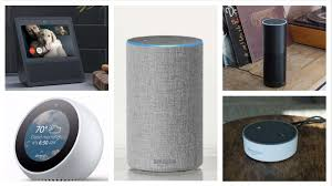 smart l with speaker which amazon echo smart speaker should i buy prices are reduced now