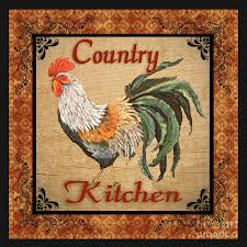Rooster Kitchen Canisters Very Cool Rooster Kitchen Decor Design Ideas And Decor