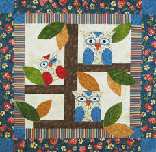 5 quilted wall hanging patterns for the home