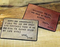 leather anniversary gift ideas for him best 25 leather anniversary gift ideas on 3rd