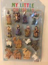 nativity religious ornaments ebay