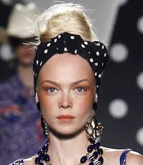 retro headbands hair accessories trend s s 2011 headbands bandanas and gears