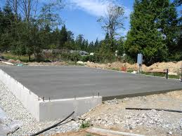 how to build a concrete garage homecrunch how to build a better